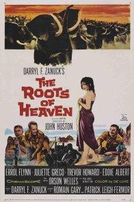 Affiche du film : Les racines du ciel