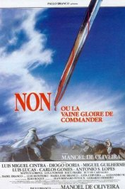 background picture for movie Non ou la vaine gloire de commander