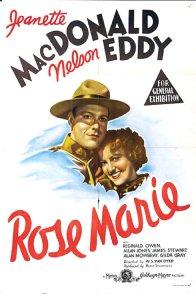 Affiche du film : Rose marie