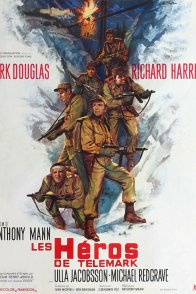 Affiche du film : Les heros de telemark