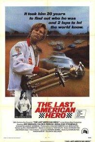 Affiche du film : The last american heroe