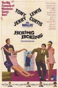Affiche du film : Boeing Boeing