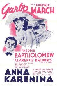 Affiche du film : Anna Karenine