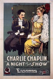 background picture for movie Charlot au music-hall