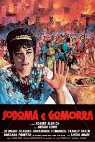 Affiche du film : Sodome et gomorrhe