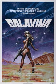 Affiche du film : Galaxina