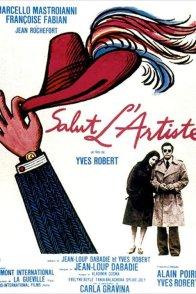 Affiche du film : Salut l'artiste