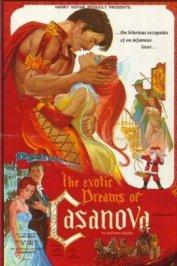 background picture for movie Casanova