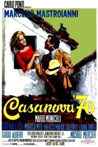 Affiche du film : Casanova 70