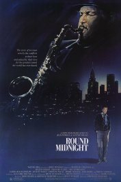 background picture for movie Round midnight