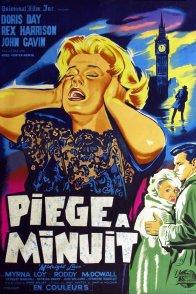 Affiche du film : Piege a minuit