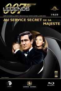 Affiche du film : Au service secret de sa Majesté
