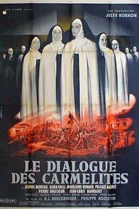 Affiche du film : Le dialogue des carmelites