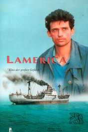 background picture for movie Lamerica