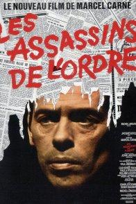 Affiche du film : Les assassins de l'ordre