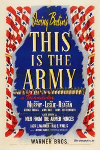 Affiche du film : This is the army