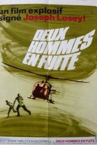 Affiche du film : Deux hommes en fuite