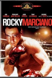 background picture for movie Rocky marciano
