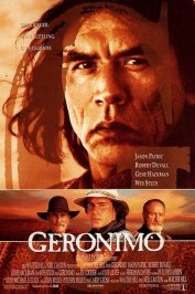 background picture for movie Geronimo