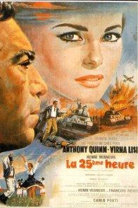 Affiche du film : La vingt cinquieme heure