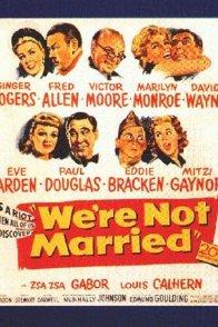 Affiche du film : Cinq mariages a l'essai