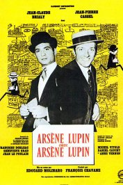 background picture for movie Arsene lupin contre arsene lupin