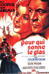 Affiche du film : Pour qui sonne le glas