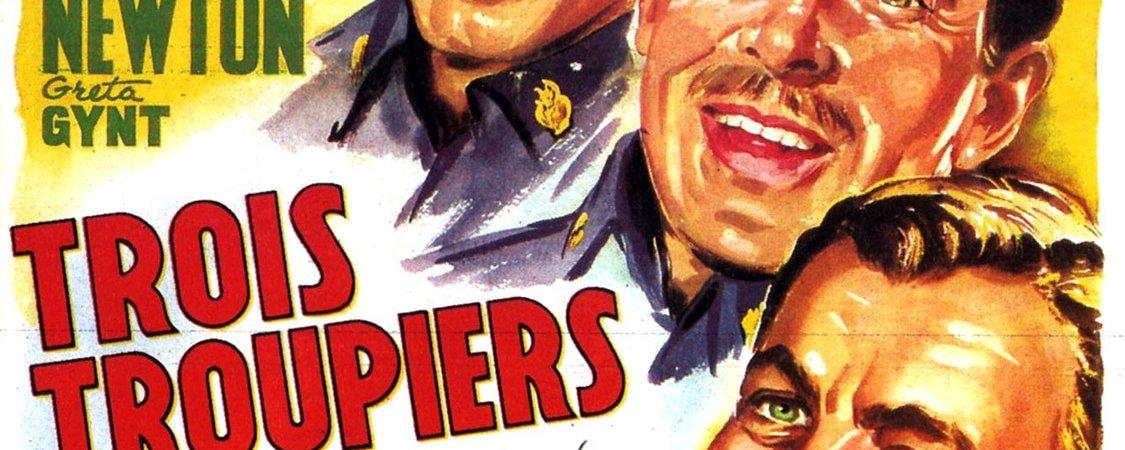 Photo du film : Trois troupiers