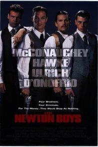 Affiche du film : Le gang des Newton