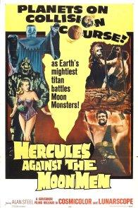Affiche du film : Maciste contre les hommes de pierre
