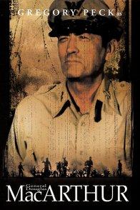 Affiche du film : Mac Arthur, le Général rebelle
