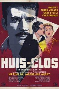 Affiche du film : Huis clos