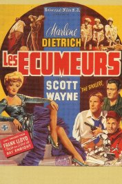 background picture for movie Les ecumeurs