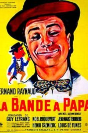 background picture for movie La bande a papa