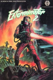 background picture for movie Exterminator 2