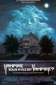Affiche du film : Vampire, vous avez dit vampire ?