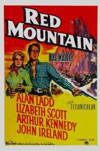Affiche du film : Montagne rouge