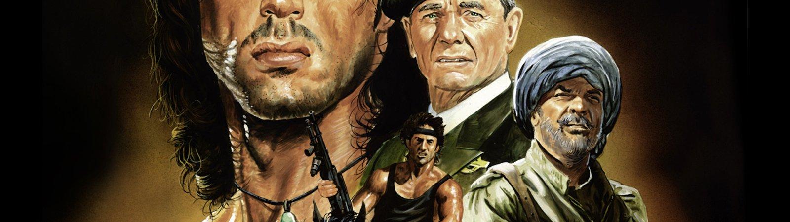 Photo du film : Rambo III