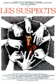 Affiche du film : Les suspects