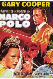 background picture for movie Les aventures de marco polo