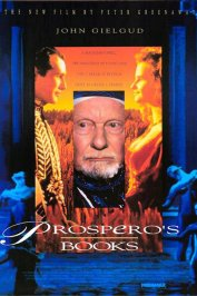 background picture for movie Prospero's books