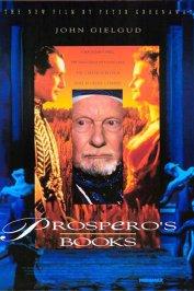 background picture for movie Prospero's books