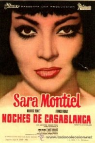 Affiche du film : Casablanca nid d'espions