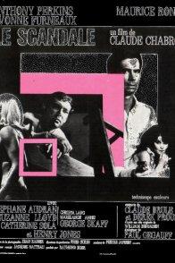 Affiche du film : Le scandale