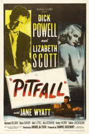 background picture for movie Pitfall