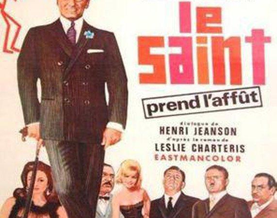 Photo du film : Le saint prend l'affut
