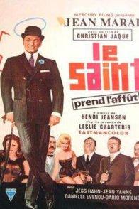 Affiche du film : Le saint prend l'affut