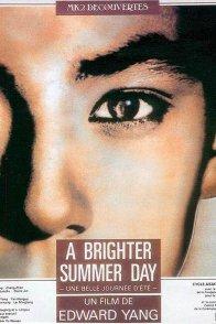 Affiche du film : A brighter summer day