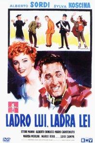 Affiche du film : Ladro lui, ladra lei