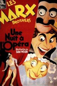 Affiche du film : Une nuit a l'opera
